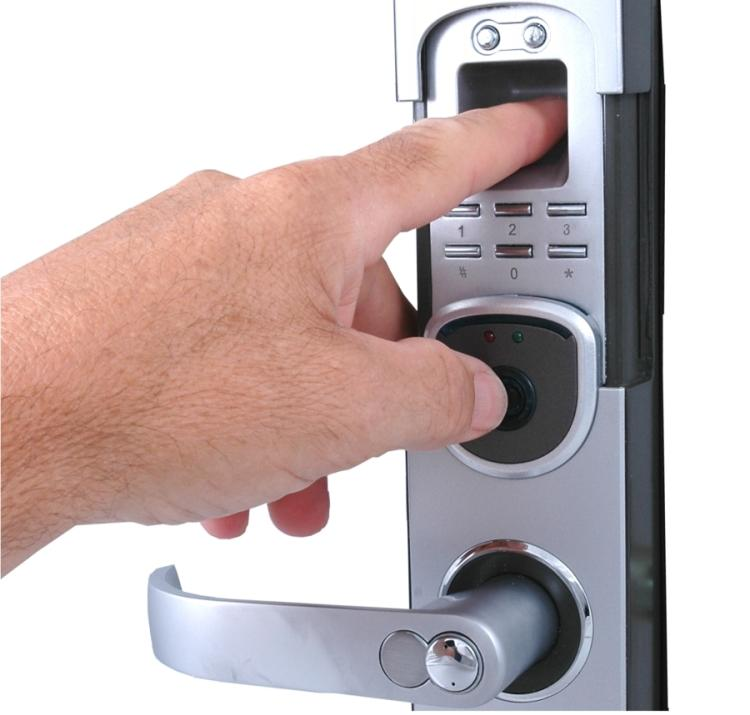 Biometric locks are they right for your business or home for 1 touch fingerprint door lock